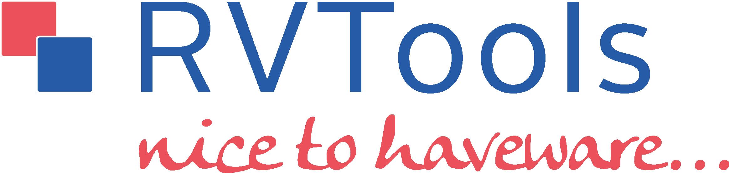 RVTools - License | RVTools